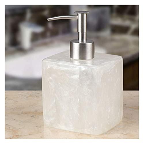 WYFX Lavandino Shampoo Dispenser di Sapone Dispenser di Sapone per Le Mani Bottiglia di Sapone Commercia Bottiglia di lozione in Ceramica Europea Perfect Creative Home Hotel Club Press Bottiglia