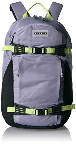 Burton Womens Day Hiker 25L, Lilac Gray Flight Satin, One Size