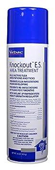 Virbac Knockout E.S Area Treatment 16 oz