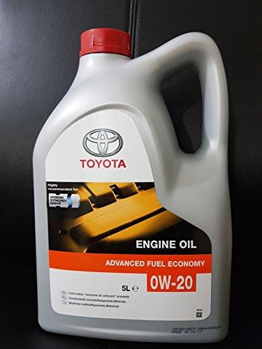 Toyota Motoröl SAE 0W-20 AFE 5 L