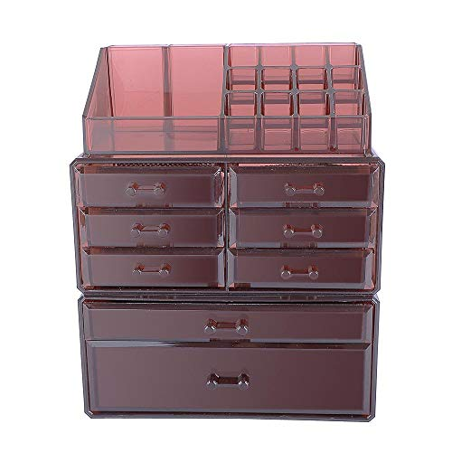 Cosmetic Storage Box Household Organizer Large Capacity Rack