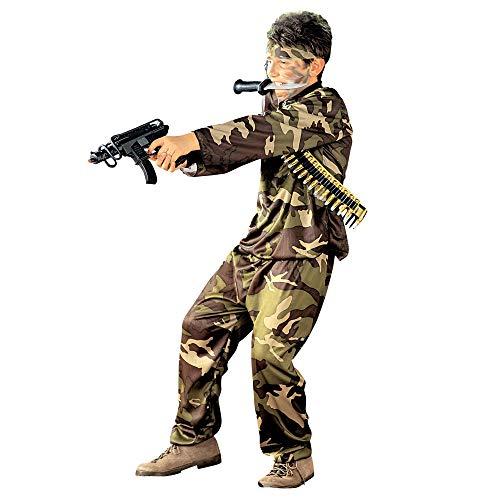 Widmann 8003558384075 - Kinderkostüm Soldat