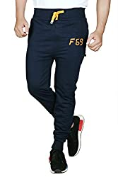 Frog Mens Cotton Slim Fit Track Pant