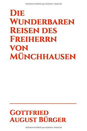 Die Wunderbaren Reisen des Freiherrn von Münchhausen
