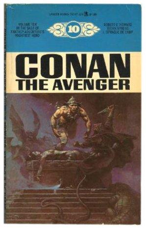 Conan The Avenger (#10) 0441116396 Book Cover