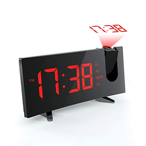 [Actualizado] Mpow Reloj Despertador Digital