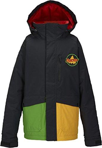 Burton Jungen Snowboardjacke Boys Phase Jacket, Rasta, XL