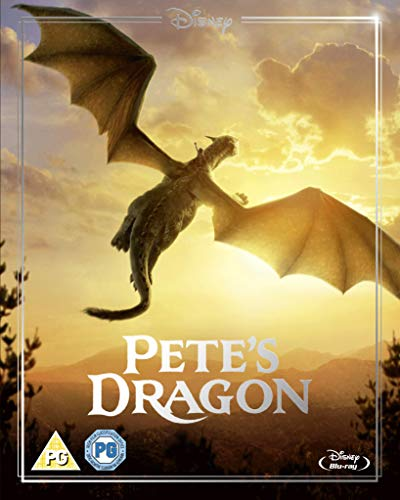 Pete's Dragon [Blu-ray] [2017]