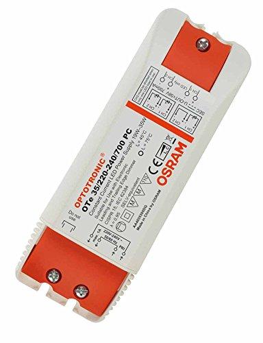 Osram driver 4008321825520 LEDVANCE O TE 35/220-240/700 PC UNV, 35 W, 50 V