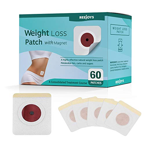 Weight loss sticker, fat burning sticker with magnets, for waist abdominal fat, quick slimming (a consolidated course of treatment)