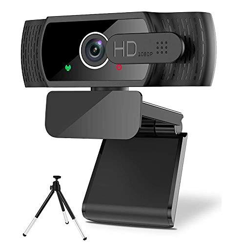 Webcam avec micro antibruit