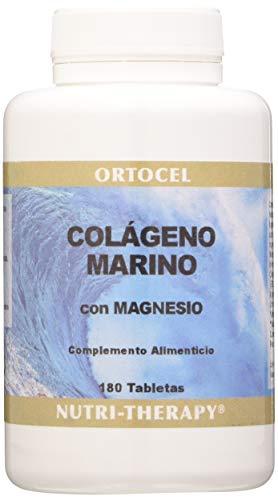 Ortocel Nutri-Therapy Colageno Marino Con Magnesio 180Comp. 1 unidad 300 g