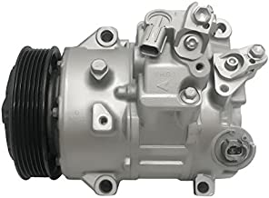 RYC Remanufactured AC Compressor and A/C Clutch AEG367 (Only Fits 2.5L Models)