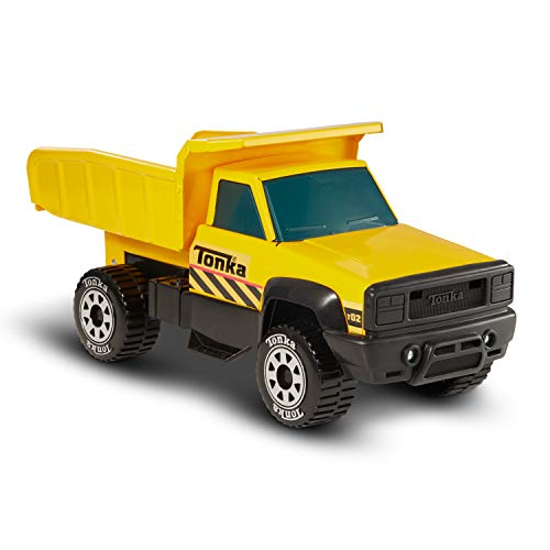 Tonka 92207Steel Classic Quarry Dump Truck