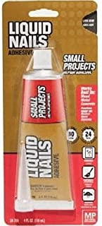 Liquid Nails LN-700  4-Ounce Small Projects and Repairs Adhesive