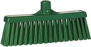Vikan 31662 Medium Sweep Floor Broom Head, Polypropylene Block, 12-1/4