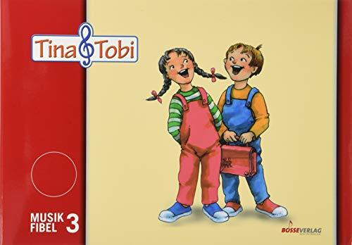 """Musikalische Früherziehung - Musikschulprogramm """"Tina & Tobi"""": Musikalische Früherziehung - Musikschulprogramm """"Tina & Tobi"""": ... 3, Elternblätter 3, Anwesenheitsmarken 3"""
