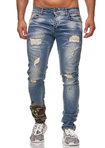KINGZ Herren Jeans 1602 Blue 31