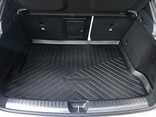 Rear Trunk Liner Tray Mat Pad for MERCEDES-BENZ GLA-CLASS 2014 2015 2016 2017 2018 2019 2020 Floor Cargo Cover Protection Dirt Mud Snow All Weather Season Waterproof 3d Laser Measured Custom Fit