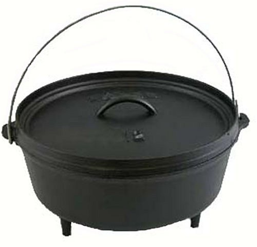 Lodge Camp Dutch Oven inkl. Deckel 12