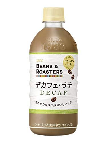 UCC(ユーシーシー)『BEANS&ROASTERSデカフェ・ラテ』