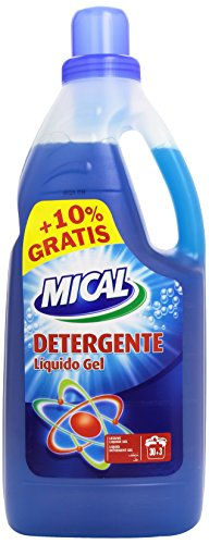 Mical Profesional - Detergente líquido- Perfumado ctrico - 6 l - [pack...