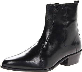 STACY ADAMS mens Santos chelsea boots Black 8.5 US