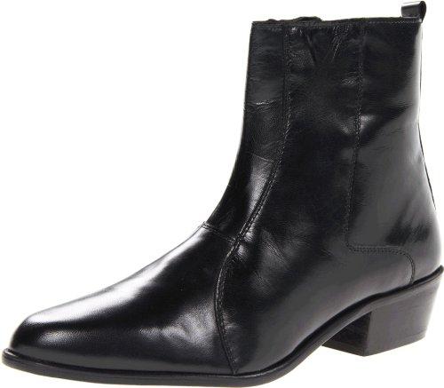 Stacy Adams Santos Herren Stiefel mit seitlichem Reißverschluss, Schwarz (schwarz), 39.5 EU