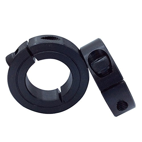 Best 33 0 millimeters shaft collars review 2021 - Top Pick