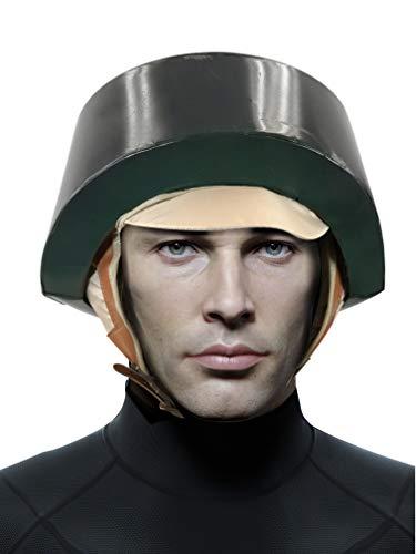 Endor Helmet + Pilot Cap Soldier Aviator Star Wars Accessories (M)
