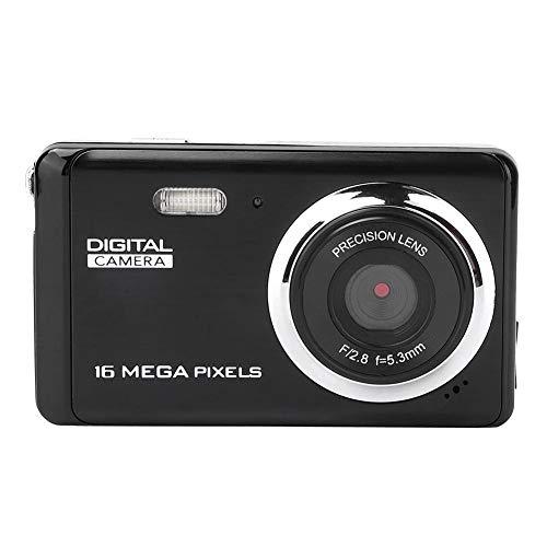 Tosuny Cámara Digital Compacta 1080P 20MP Zoom óptico 4X, Cámara Panorámica Portátil con 3.0