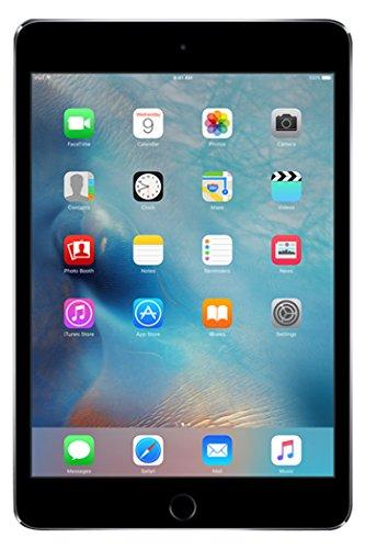 Apple iPad mini4 Tablet 16GB, 4G SG, Nero