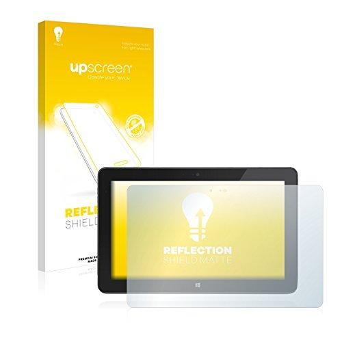 upscreen Entspiegelungs-Schutzfolie kompatibel mit Dell Venue 11 Pro 7130 (2013-2014) – Anti-Reflex Bildschirmschutz-Folie Matt