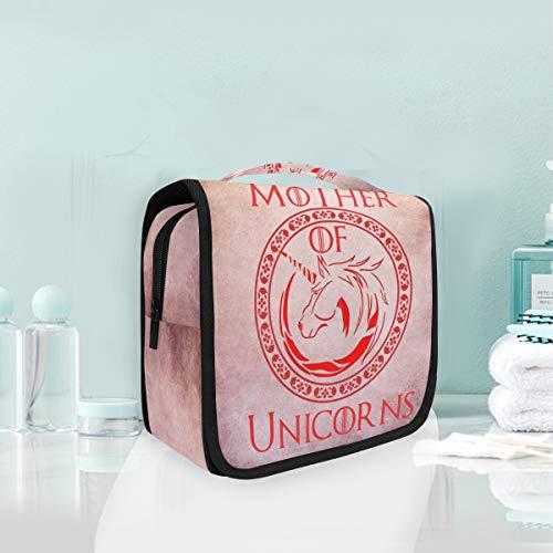 Trousse de maquillage, trousse de toilette, symbole de l'art, symbole de licorne