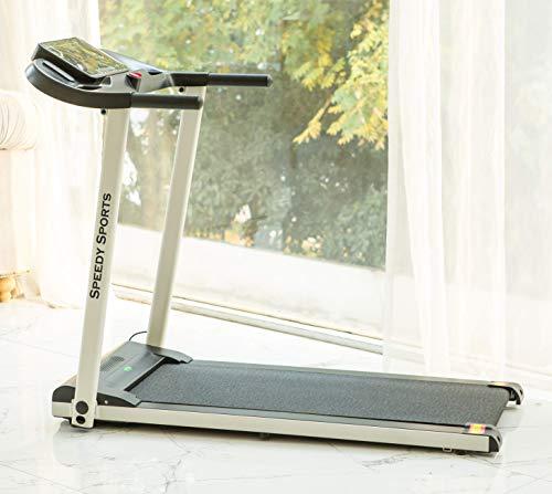 Buyer Empire Treadmill Motorised Running Belt Machine Digital Folding...