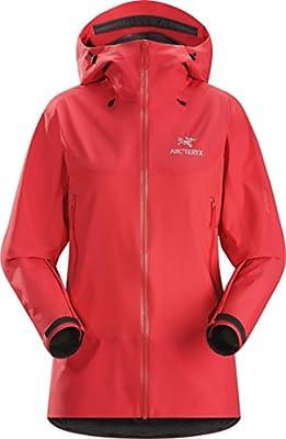 ARC'TERYX Beta SL Hybrid Jacket Women's (Rad, Large)