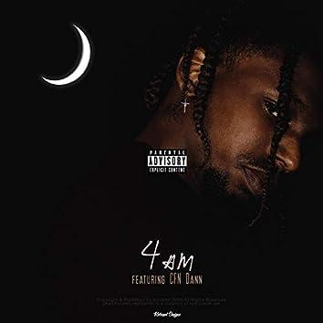 4am (feat. CFN Dann)