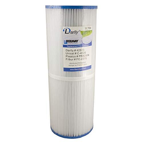 Darlly® Filter Ersatzfilter SC704 Lamellenfilter für diverse Hersteller