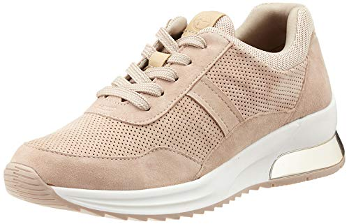 Tamaris Damen 1-1-23777-24 Sneaker, Beige (Ivory Comb 430), 38 EU