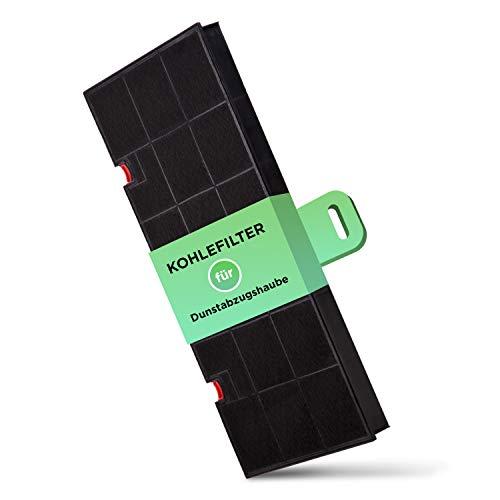 Kohlefilter Aktivkohlefilter Ersatz für AEG 5026385100/3 Typ150 Filter 435x217mm Dunstabzugshaube Electrolux / Juno / Bauknecht / Whirlpool