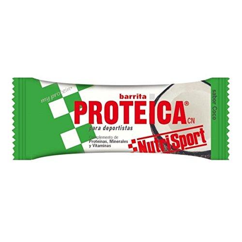 Nutrisport Barrita Proteica 24 x 46g Coco