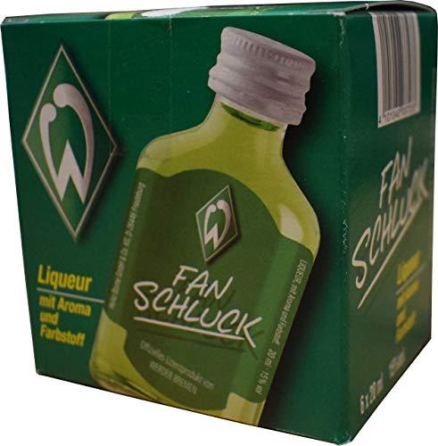 Heiko Blume Fan Schluck Werder Bremen 6x 0.02l