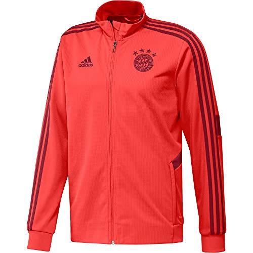 adidas Herren FCB Tr JKT Weste, Rojbri/Maract, L