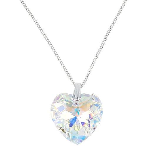 Milena Halskette mit Swarovski® Kristallen