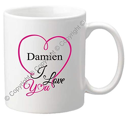 Mug personnalisé - Tasse cadeau pour la Saint Valentin - Homme ou femme - Cadeau romantique pour un couple – Cadeau de Mariage, anniversaire de mariage – Mug.SvE
