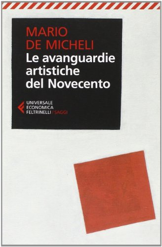 Le avanguardie artistiche del Novecento