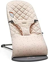 Baby Bjorn Bouncer Bliss Quilted Cotton (Pink Sprinkles)