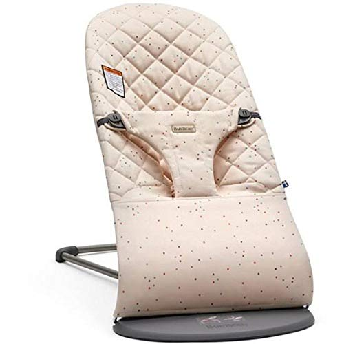 Purchase Baby Bjorn Bouncer Bliss Quilted Cotton (Blue Sprinkles)