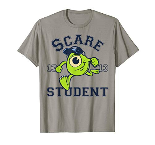Disney Pixar Monsters University Scare Student Mike Portrait T-Shirt