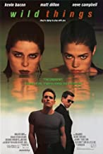 Wild Things Movie Poster (11 x 17 Inches - 28cm x 44cm) (1998) Style A -(Matt Dillon)(Neve Campbell)(Kevin Bacon)(Denise Richards)(Theresa Russell)(Daphne Rubin-Vega)